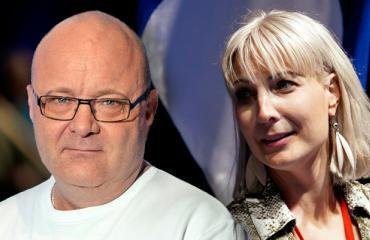Tapio Suominen ja Laura Huhtasaari