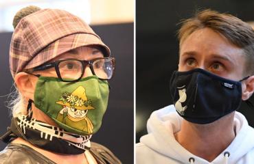 Susanna Indrén ja Samuli
