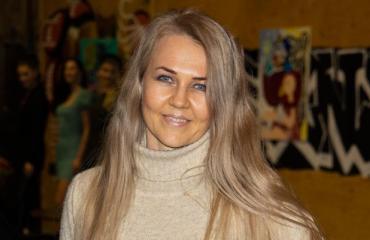 janica westerback. Kuva Matti Matikainen