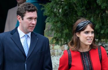 Jack Brooksbank ja prinsessa Eugenie