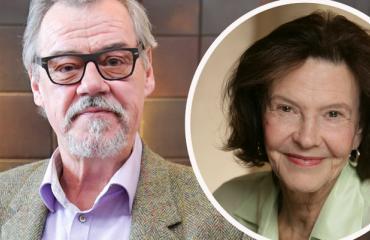 Aake Kalliala ja Tiina Rinne