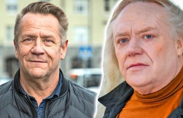 Jussi Hakulinen ja Olli Lindholm
