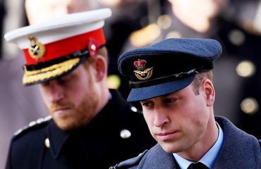 Prinssi Harry ja prinssi William