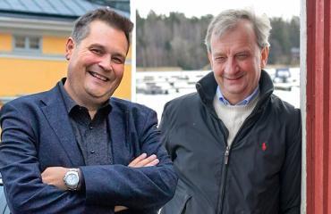 Hjallis Harkimo ja Jethro Rostedt