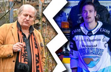 Juhani Tamminen & Hannes Björninen.