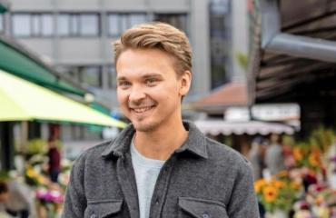 Roope Salminen juonsi suositun Myyrä-ohjelman toista tuotantokautta.