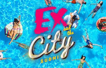 Ex on the Beach Suomi Ex and the city suomi