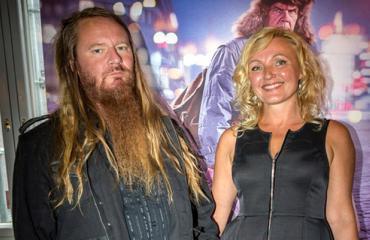 Mari Perankoski ja Jouni Hynynen