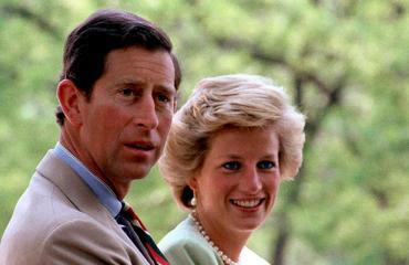 Prinssi Charles ja prinsessa Diana