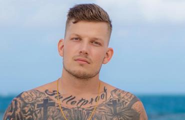 Henrik Mykrä Ex on the Beach Suomi
