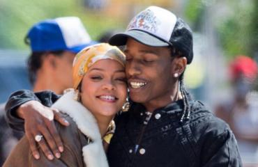Rihanna ja Asap Rocky