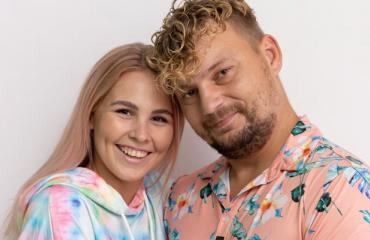 Daniel Lehtonen ja Eveliina Uosukainen