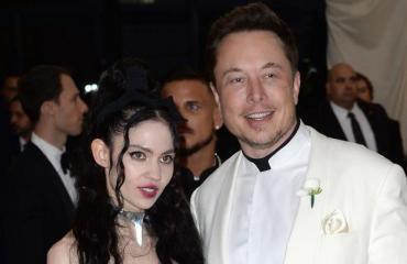 Grimes ja Elon Musk