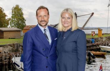 Haakon ja Mette-Marit