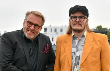 Joel ja Eeli Hallikainen