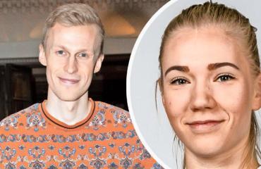 Roni Bäck Airi Mikkelä