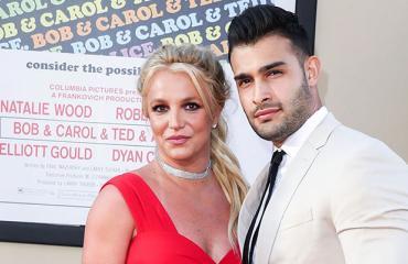 Britney Spears ja Sam Asgari