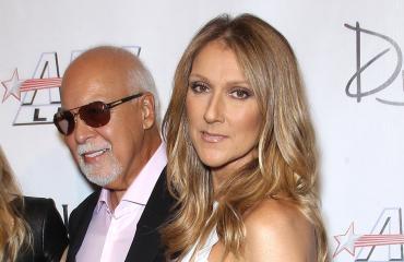 Celine Dion murtui kesken tv-haastattelun: Mieheni ei pysty syömään itse!