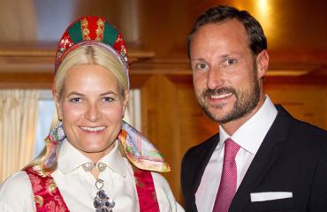 Haakon ja Mette-Marit: lempi leiskuu!