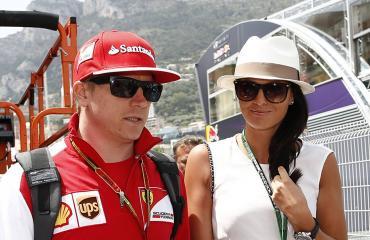 Kimin ja Mintun lapsesta tulee Robin Räikkönen!