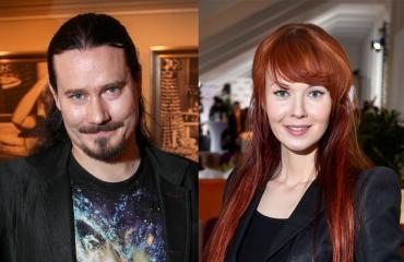 Tuomas Holopainen ja Johanna Kurkela: Avioliitto!