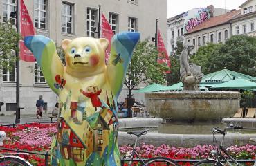 Berliini – karhean kaunis kaupunki!