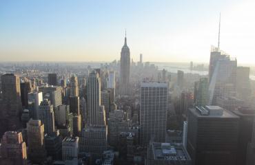 Näin liikut, majoitut ja herkuttelet New Yorkissa!