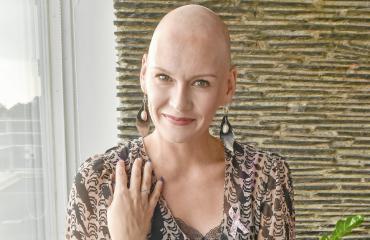 Syöpää vastaan kamppaileva Heidi Sohlberg: Kielsin viinin itseltäni!