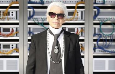 Karl Lagerfeld kommentoi Kimin ryöstöä: Et voi esitellä omaisuuttasi!