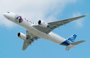 Uusi reittilento Helsinki-Doha avattiin - kone pian Helsingissä!