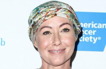 Syöpää sairastava Shannen Doherty takaisin televisioon!