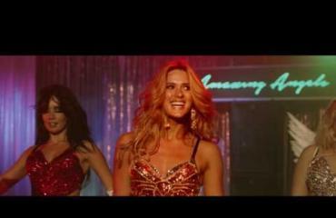 Krista Kosonen on uransa seksikkäimmässä roolissa eroottinen tanssija - katso maistiainen!