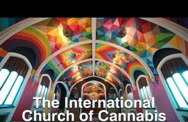 Kannabis on nyt uskonto - ensimmäinen kirkko avattiin Amerikassa!