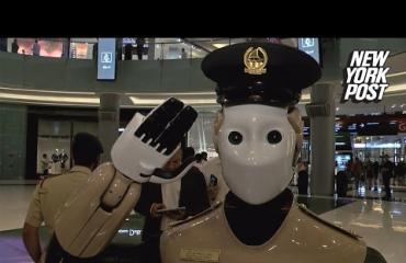 Tosielämän RoboCop on täällä!