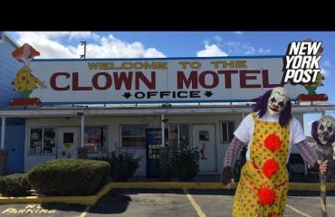 Amerikan pelottavin hotelli on myytävänä!