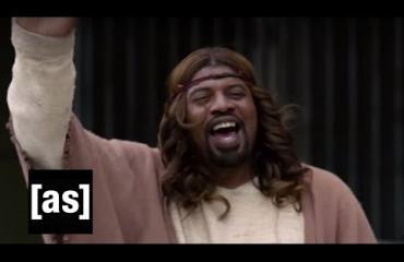 Aikuisille suunnattu kanava voitti riidan tummaihoisesta Jeesuksesta!