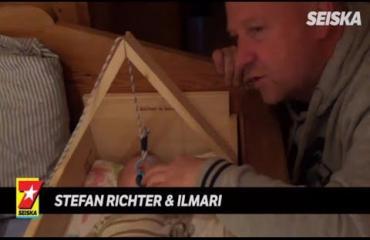 Tässä on hittipotentiaalia: Stefan Richter keksi tuttisängyn – katso!