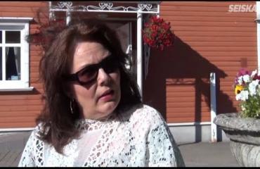 Nina Mikkonen ja pojat harvinaisella perhelomalla Pärnussa - video! Emme ole matkustelleet yhdessä vuosiin!