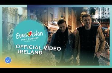 Tämän videon takia Venäjä boikotoi Irlannin Euroviisu-kappaletta - katso!