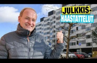 Tamille terveisiä! Janne Porkan hulvaton imitaatiovideo ei anna armoa Juhani Tammiselle - tämäkö oli klassisen pelinumeron salaisuus?