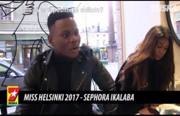 Miss Helsinki Sephoran poikaystävällä on erikoinen käsitys Suomesta – videohaastattelu!