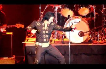Elvis pyrki kongressiin!