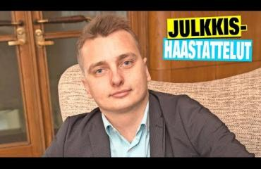 """Tosi-tv-tähti Miksu Kulechov tarttui Seiskan seitsemän tuopin haastatteluun: """"Sehän on kännissä koko ajan"""" - katso video!"""