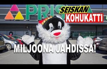 Mihin katosi 90 miljoonaa euroa? Seiskan Kohukatti etsi kaikkien aikojen rahapelikuponkia Loimaalla – video!