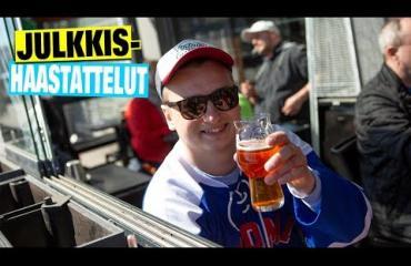 Miksu Kulechov järjesti hurjan kaljamaratonin: olut jokaisella metropysäkillä – katso video vauhdikkaasta päivästä!