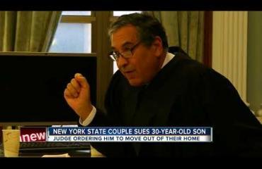 30-vuotias poika ei suostu lentämään pesästä - vanhemmat haastoivat oikeuteen!