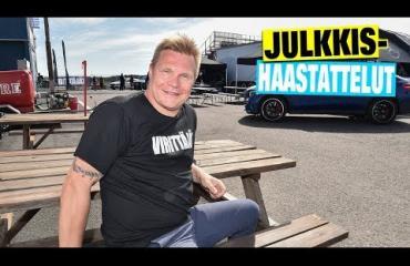 Mika Salo ihailee Virittäjät-osallistujia: Työmäärä on kunnioitettavaa!