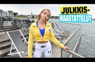 Now United -popsensaation suomalainen Joalin, 16: Haluan Justin Timberlaken taustatanssijaksi!