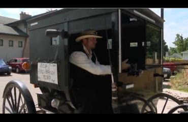Amissi-Uberista tuli hitti pikkukaupungissa! Katso video!