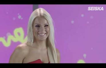 """Paljon paljastavat videot Love Islandin sinkkukaunottarista ja poikamiehistä - katso! Blondi Pauliina: """"Mussa on parasta kroppa ja naama!"""""""